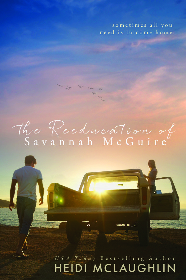ICYMI: The Reeducation of Savannah McGuire ~ Cover Reveal