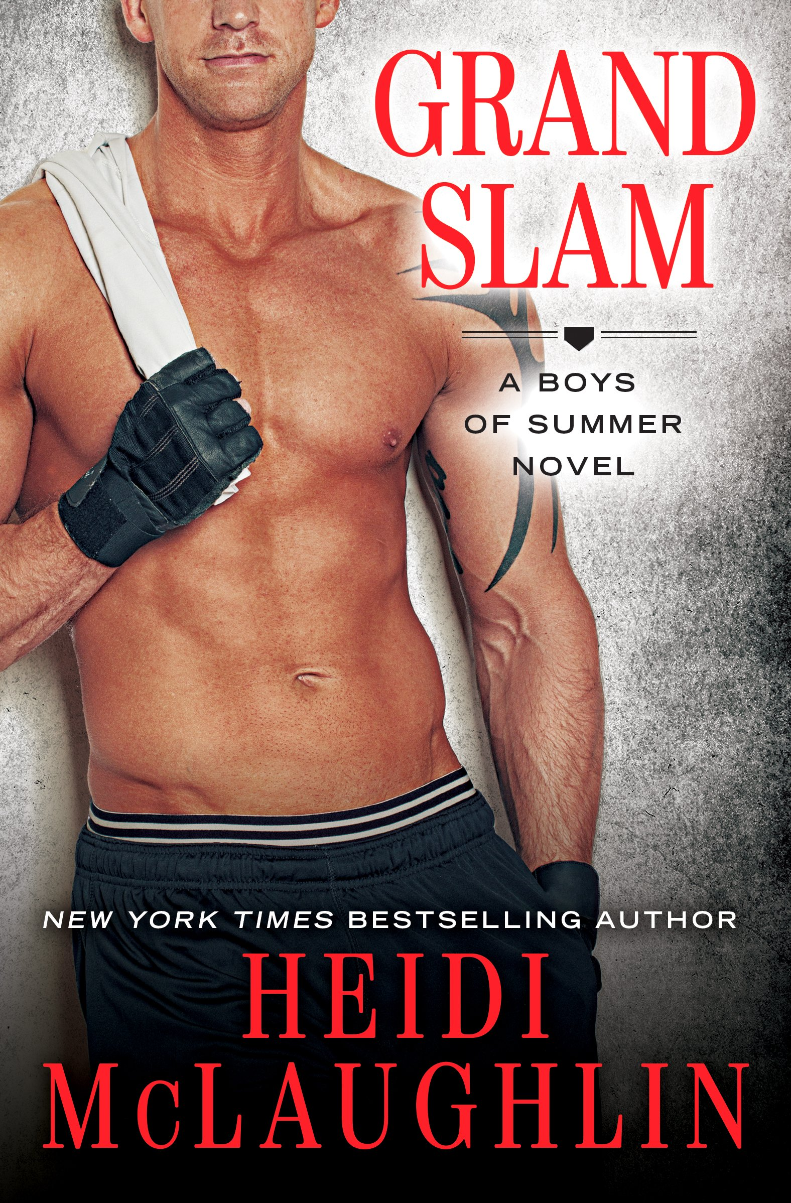 Grand Slam by Heidi McLaughlin