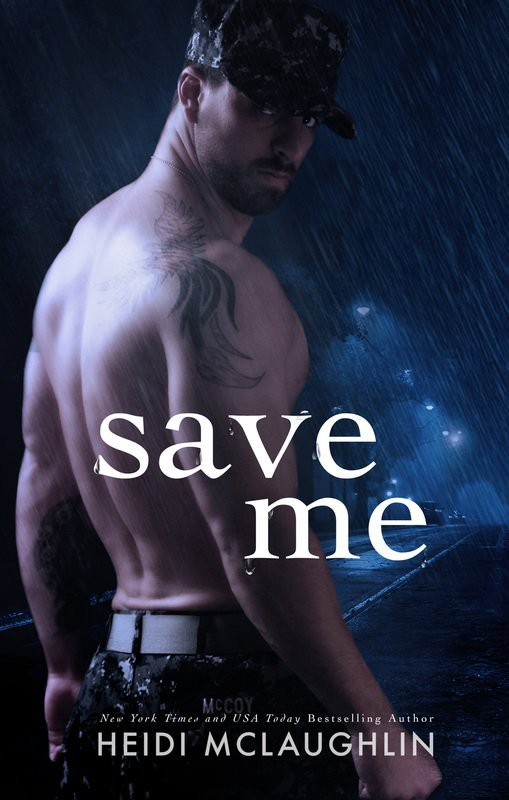 Have you seen the cover for SAVE ME??