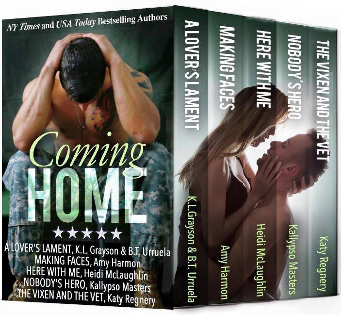 Preorder COMING HOME for $0.99!
