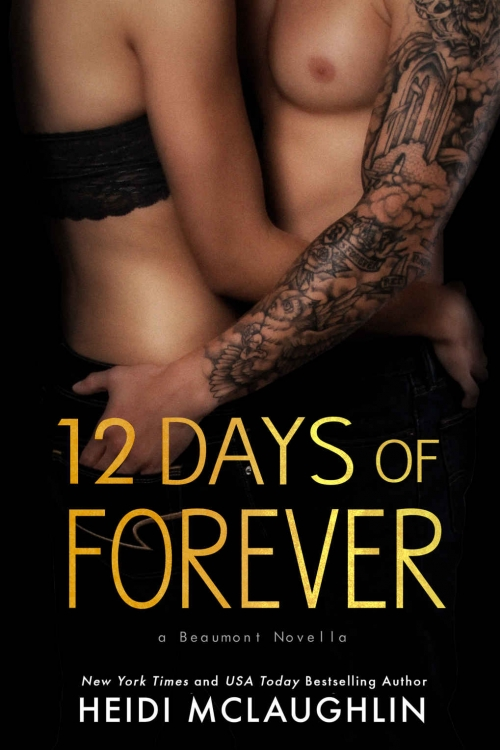 12 Days of Forever by Heidi McLaughlin