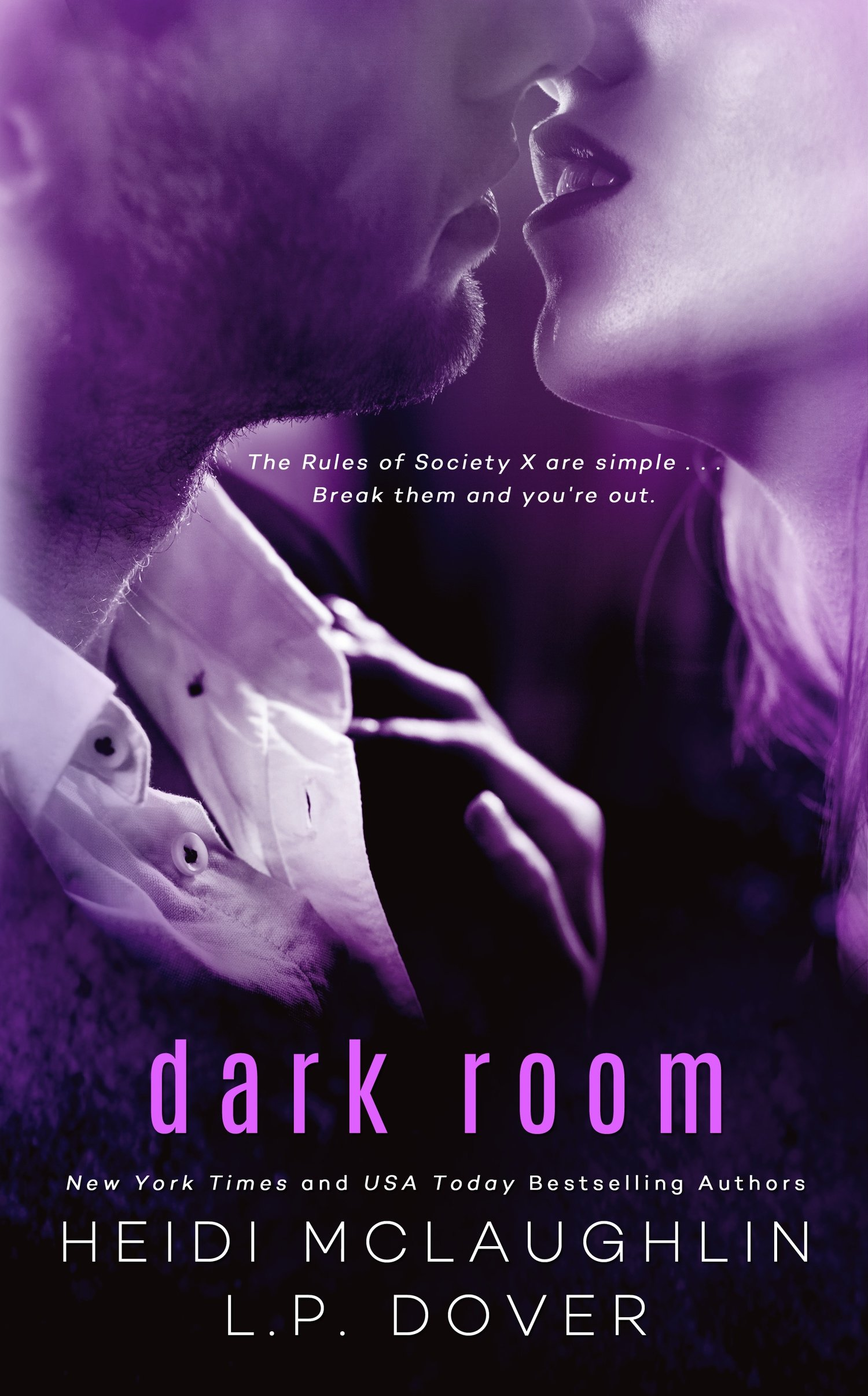 Dark Room by Heidi McLaughlin