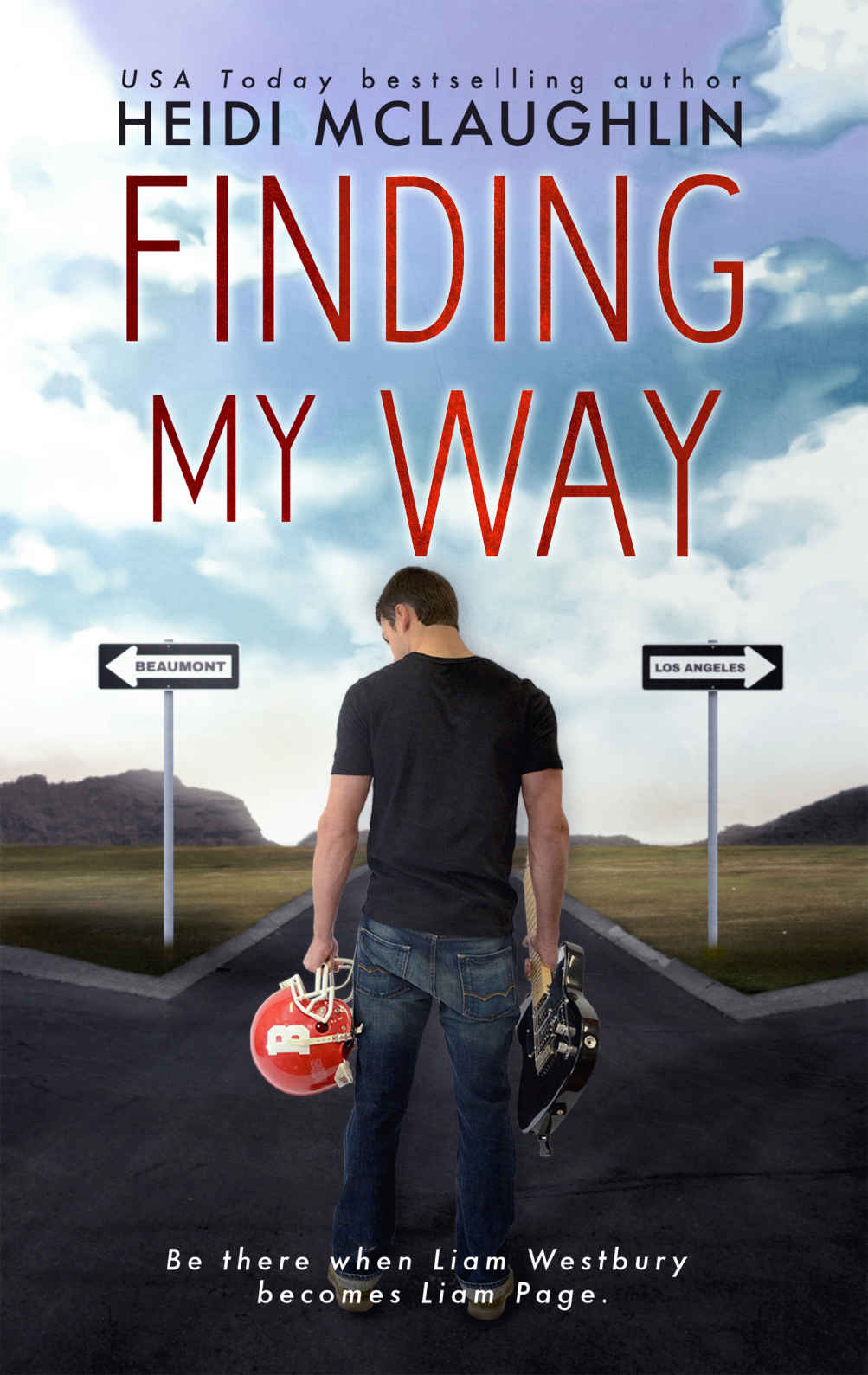 Finding My Way by Heidi McLaughlin