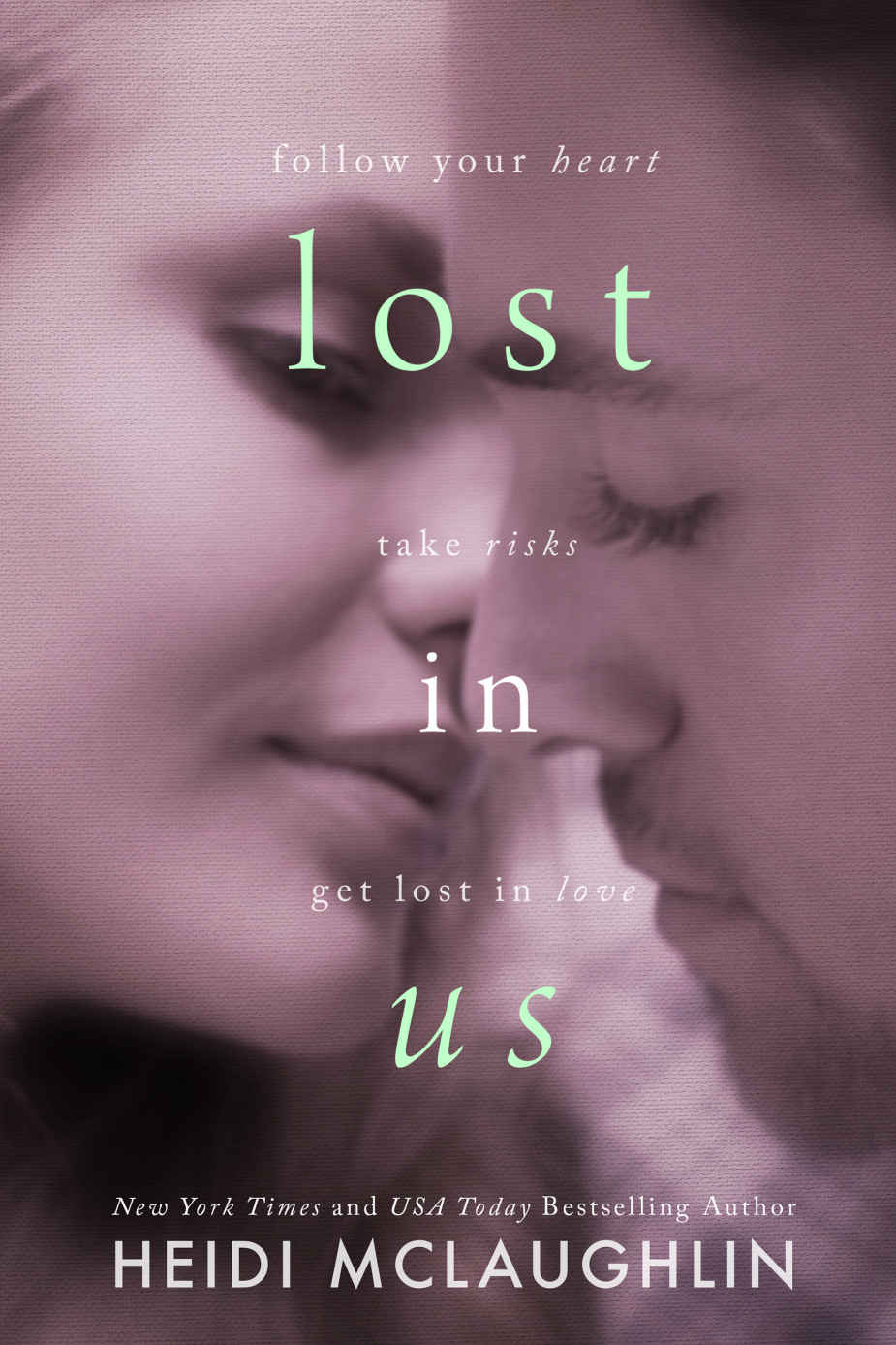 Lost In Us by Heidi McLaughlin