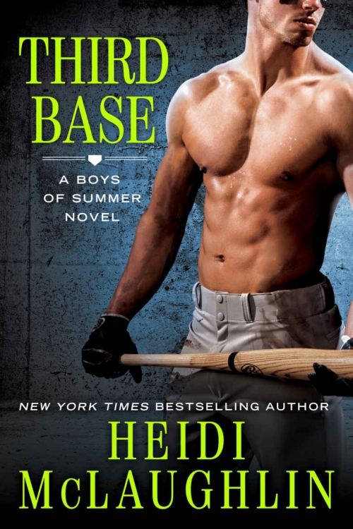 Third Base by Heidi McLaughlin