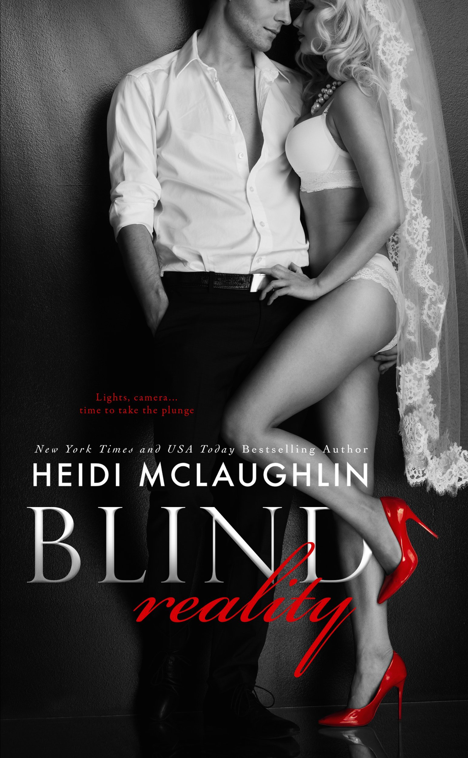 Resultado de imagen de blind reality (Heidi McLaughlin)