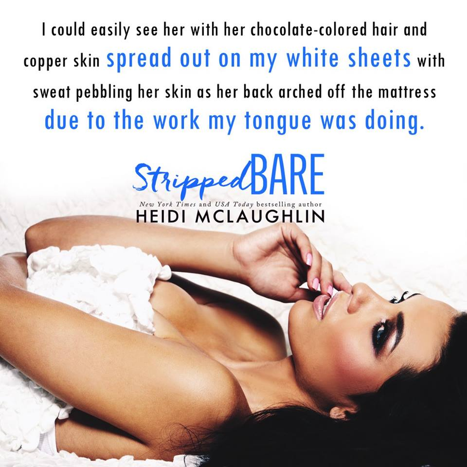 Stripped Bare is LIVE!