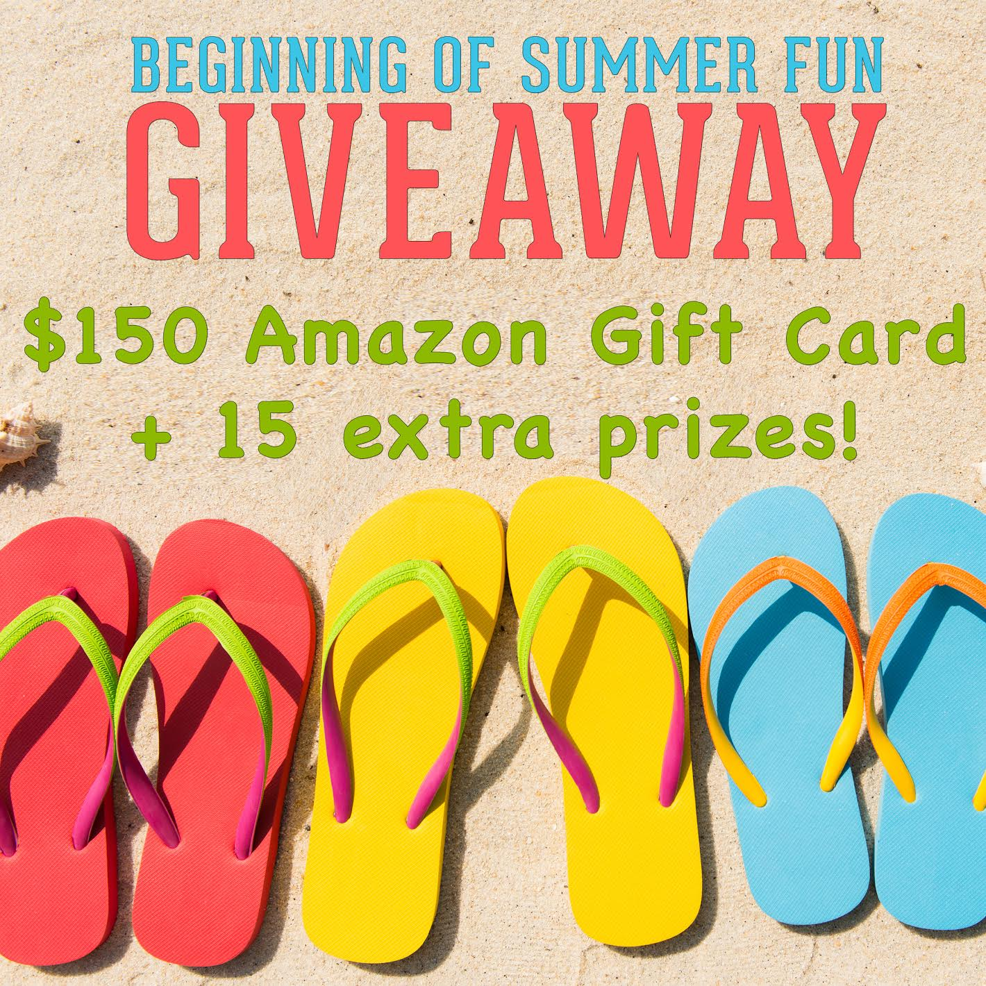 Summer Fun Giveaway!