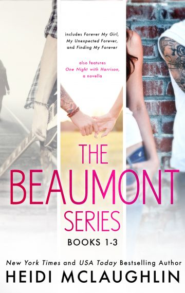 The Beaumont Series Boxed Set #1