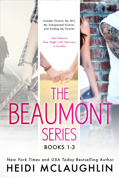 The Beaumont Series by Heidi McLaughlin